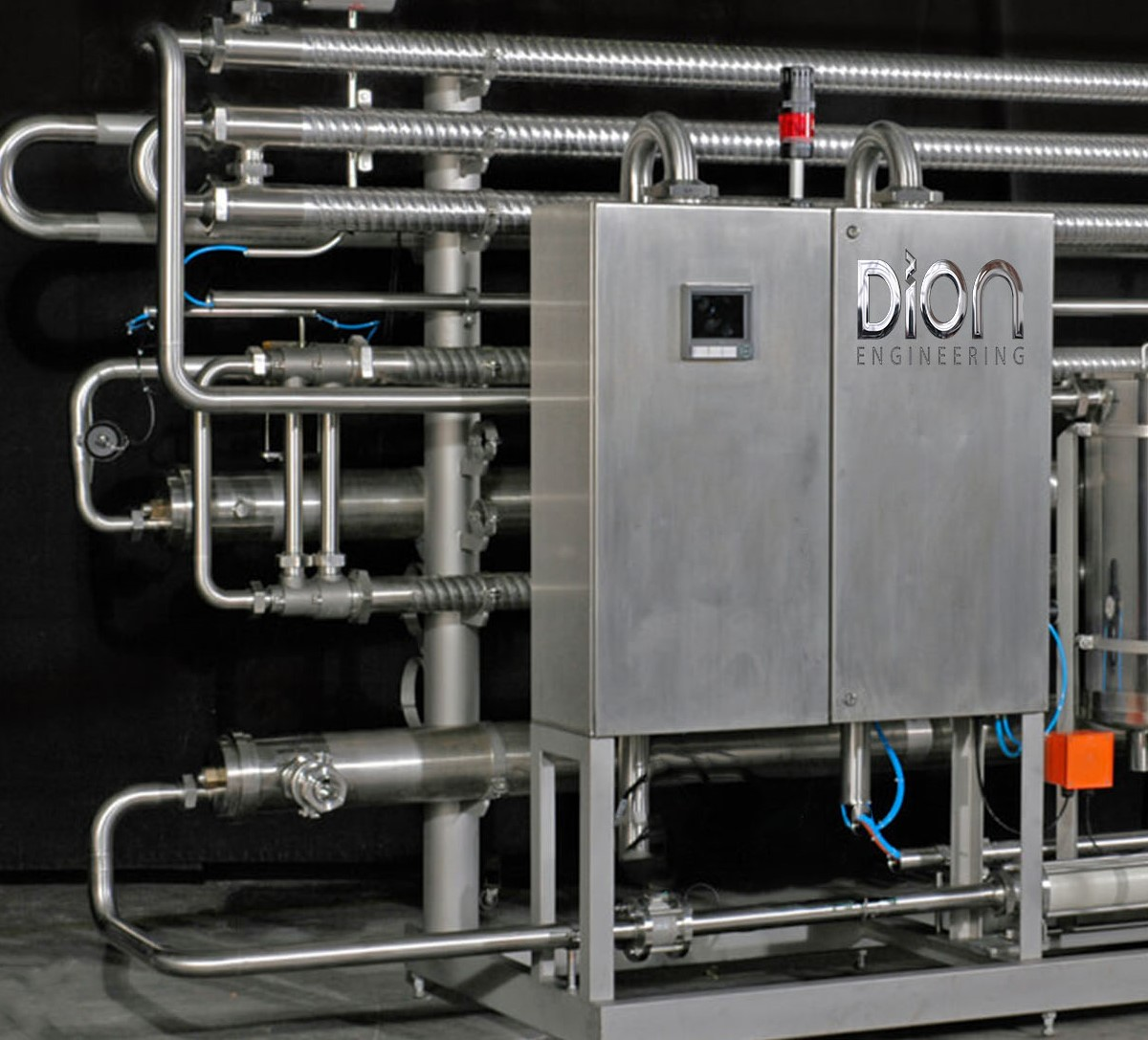 tubular pasteurizer by dion engineering