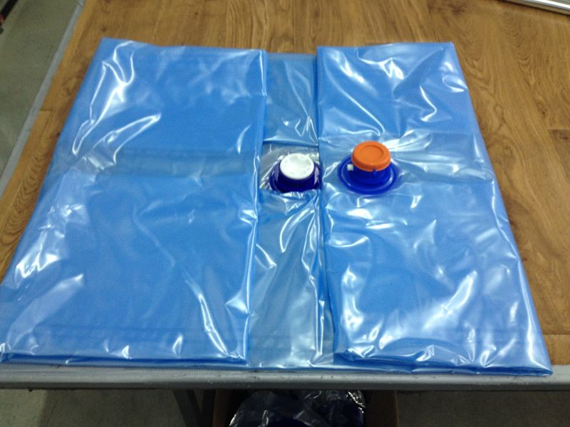 bag-in-box for liquids 1100L