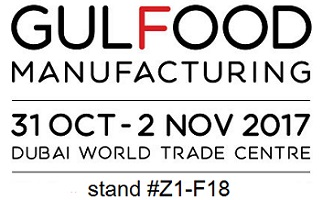 gulfood manufacturing dubai october 2017